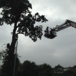 Lightning Strike Bradford-on-Avon