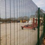 Security Fencing in Sturminster Marshall, Dorset