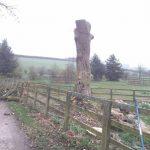 dismantle dead ash Rockely
