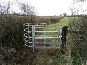 Rights of Way in Sherston