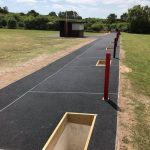 Firing Range final stages Bulford