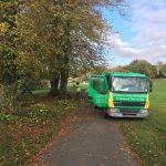 Reduction to trees in Chippenham