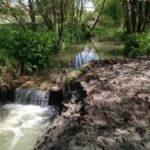 Watercourse repairs