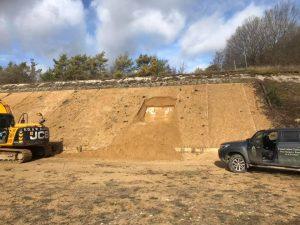 Range refurb at Bulford April 2019