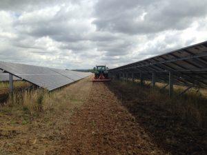 80 ac Solar Farm Westbury