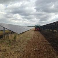Solar Farm Grounds Maintenance