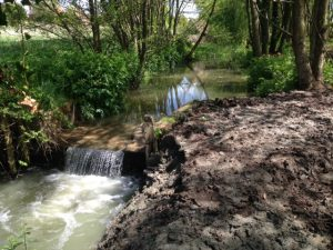 Watercourse Repairs – before and after