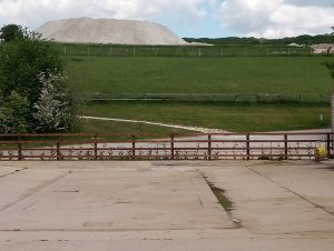 Manton Downs Racing Yard Project