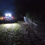 Erecting-Equinet-fencing-in-Beckhampton-