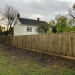 Fence replacement Ogbourne St George