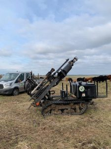 Repairing Fences on Salisbury Plain